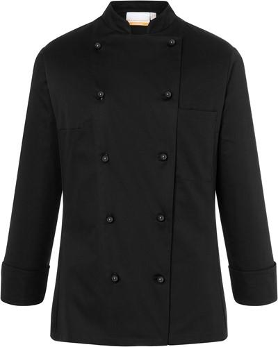 JF 1 Ladies' Chef Jacket Agathe - Black - 48