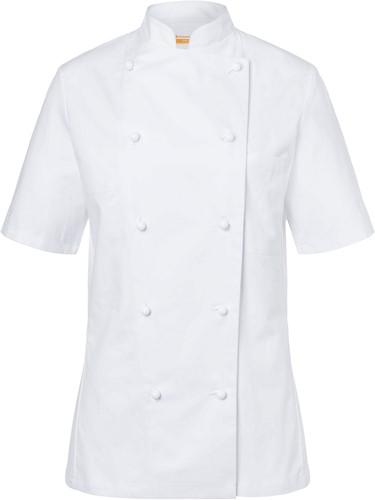 JF 2 Ladies' Chef Jacket Pauline - White - 54
