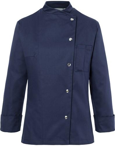 JF 3 Ladies' Chef Jacket Larissa - Navy - 44