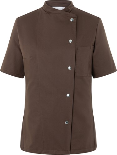 JF 4 Ladies' Chef Jacket Greta - Light brown - 34
