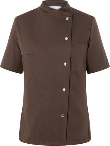 JF 4 Ladies' Chef Jacket Greta - Light brown - 46