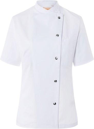JF 4 Ladies' Chef Jacket Greta - White - 46