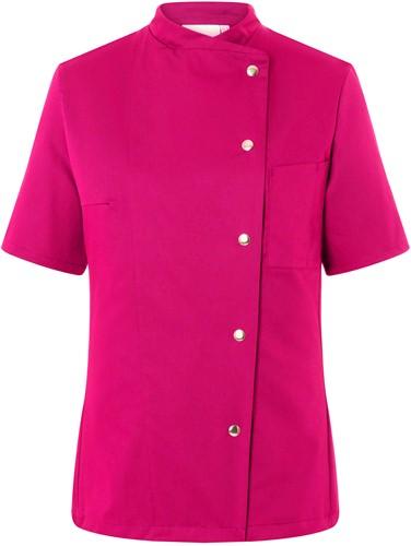 JF 4 Ladies' Chef Jacket Greta - Pink - 36