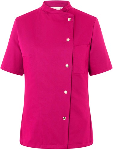JF 4 Ladies' Chef Jacket Greta - Pink - 48