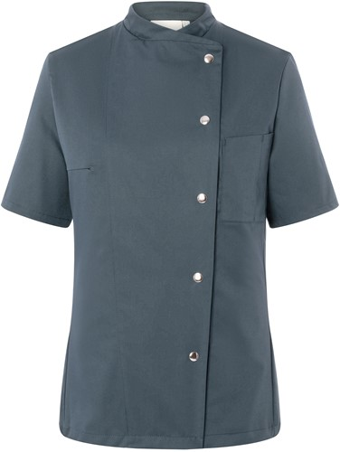 JF 4 Ladies' Chef Jacket Greta - Anthracite - 34