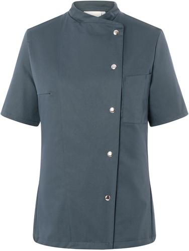 JF 4 Ladies' Chef Jacket Greta - Anthracite - 42