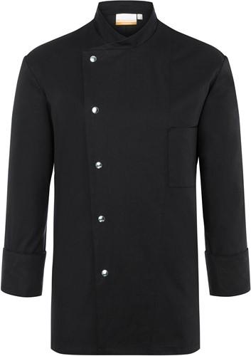 JM 14 Chef Jacket Lars - Black - 44
