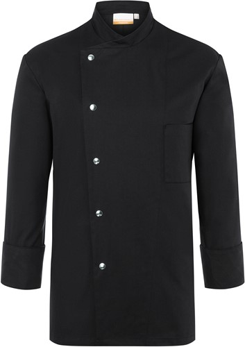 JM 14 Chef Jacket Lars - Black - 64