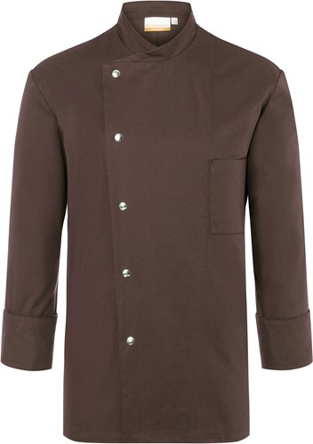 JM 14 Chef Jacket Lars - Light brown - 44