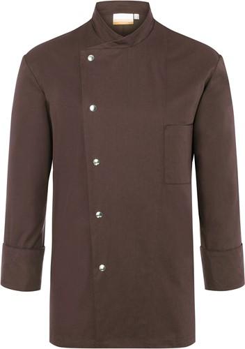 JM 14 Chef Jacket Lars - Light brown - 58