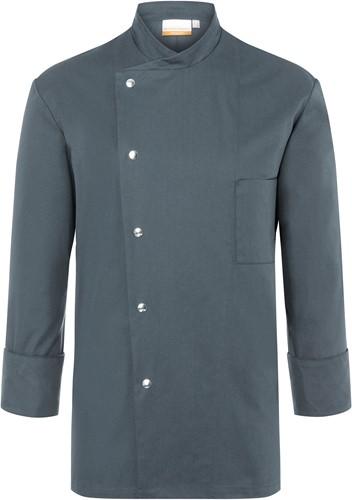 JM 14 Chef Jacket Lars - Anthracite - 48
