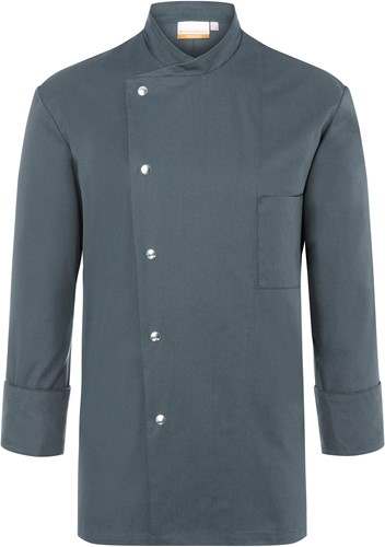 JM 14 Chef Jacket Lars - Anthracite - 56