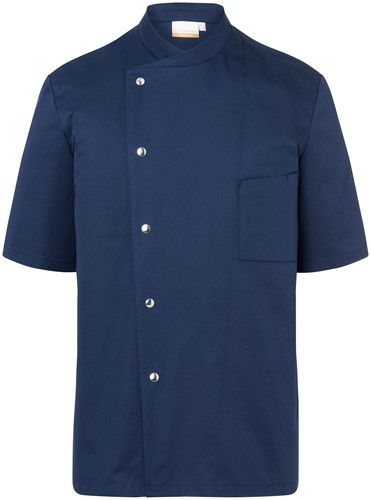 JM 15 Chef Jacket Gustav - Navy - 44