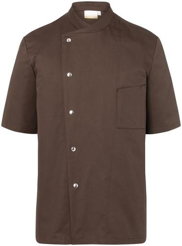 JM 15 Chef Jacket Gustav - Light brown - 62