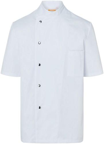 JM 15 Chef Jacket Gustav - White - 44