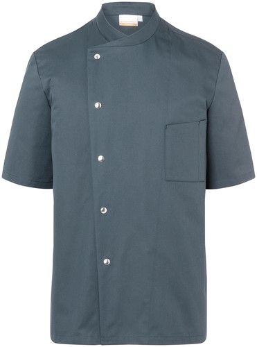 JM 15 Chef Jacket Gustav - Anthracite - 52