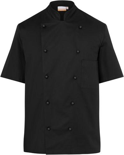 JM 20 Chef Jacket Lennert - Black - 44
