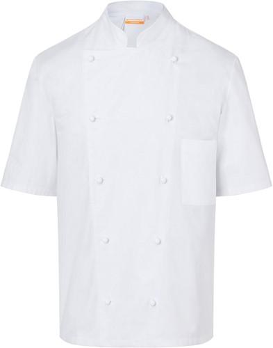 JM 20 Chef Jacket Lennert - White - 50