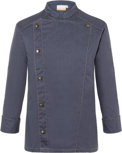 JM 24 Chef Jacket Jeans-Style - Vintage black - 46