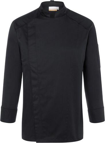 JM 25 Chef Jacket Noah - Black - 48