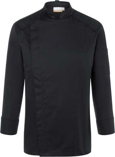JM 25 Chef Jacket Noah - Black - 52
