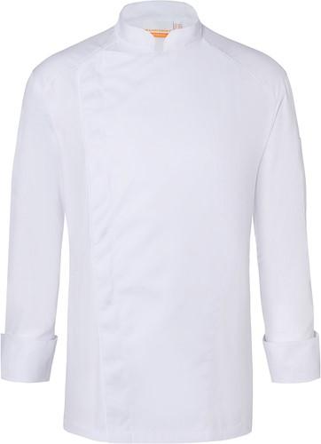 JM 25 Chef Jacket Noah - White - 58