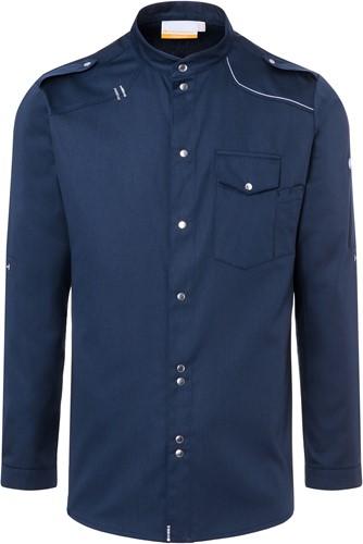 JM 26 Chef Shirt New-Identity - Navy - 48