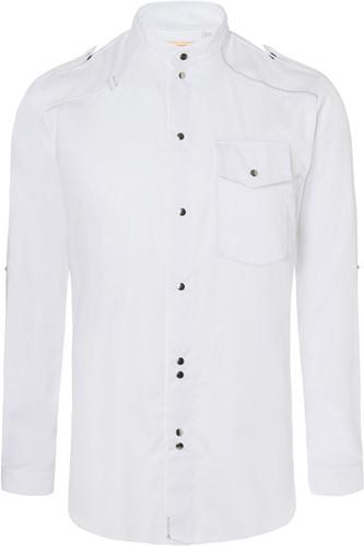 JM 26 Chef Shirt New-Identity - White - 48