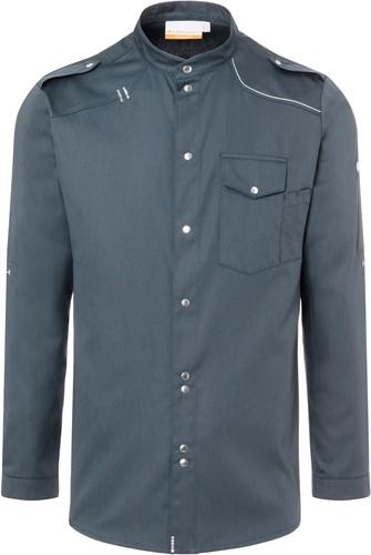 JM 26 Chef Shirt New-Identity - Anthracite - 60