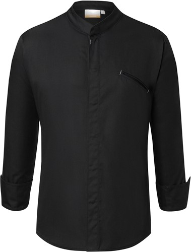JM 31 Chef Jacket Modern-Touch - Black - 48