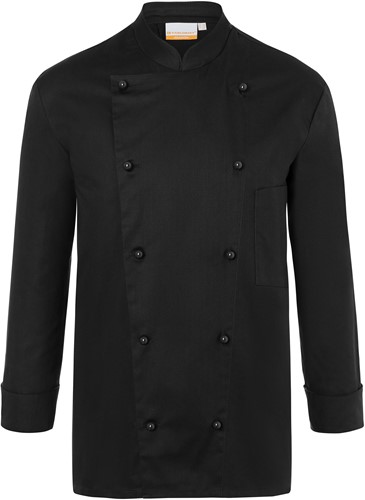 JM 8 Chef Jacket Thomas - Black - 64