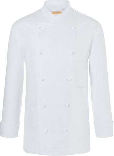 JM 8 Chef Jacket Thomas - White - 66