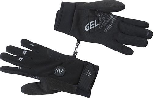 JN335 Bike Gloves Winter - Zwart - M