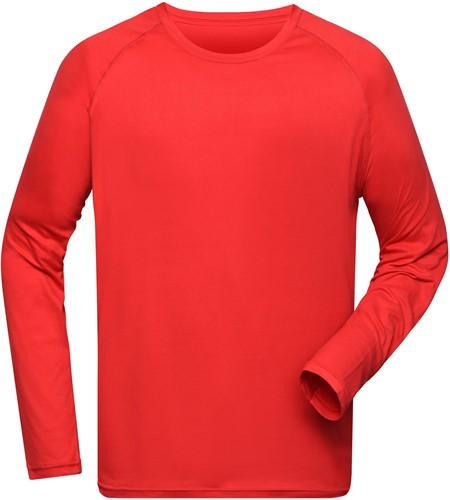 JN522 Men's Sports Shirt Long-Sleeved - Felrood - S