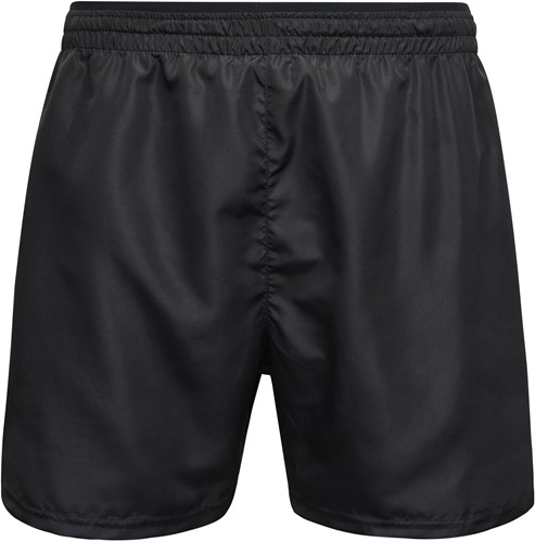 JN526 Men's Sports Shorts - Zwart/zwart-grijs-bedrukt - S