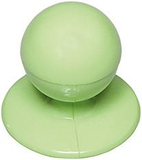 KK 110 Buttons Apple Green
