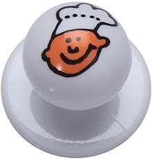 KK 35 Buttons Chef