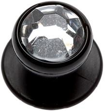 KK 99 Buttons Black, Silver