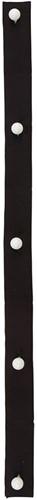 KL 4 Button Strip 5-hole, 13 cm spacing