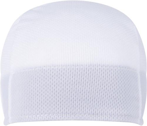 KM 17 Bandana Leonardo One Size - White - Stck