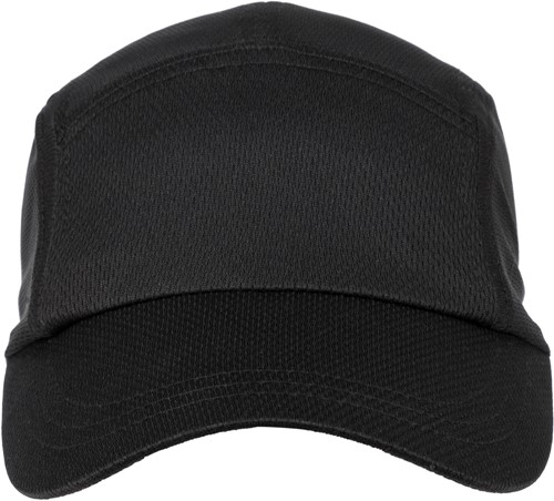 KM 18 Basecap George One Size - Black - Stck