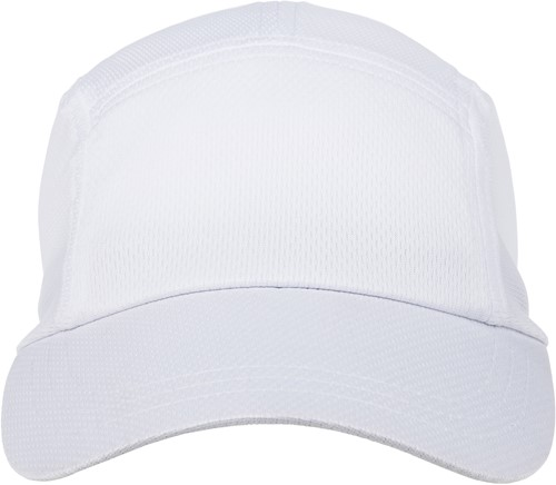 KM 18 Basecap George One Size - White - Stck