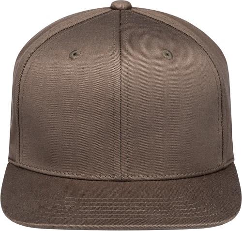 KM 26 Flat Cap Classic - Chocolate - Stck