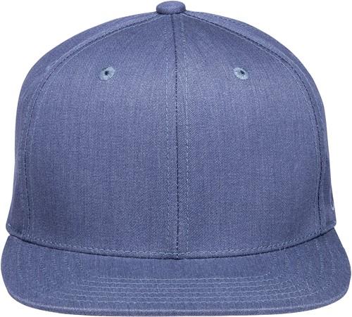 KM 27 Flat Cap Jeans-Style - Vintage blue - Stck