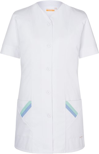 KS 37 Work Smock Melanie - White - 38