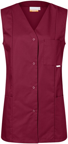 KS 40 Work Smock Sara - Bordeaux - 42