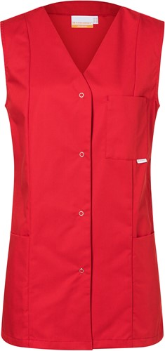 KS 40 Work Smock Sara - Red - 56