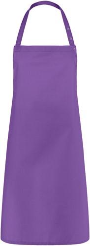 LS 14 Bib Apron Santorini 75 x 95 cm - Purple - Stck