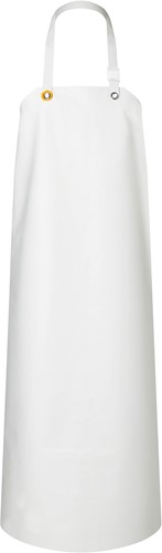 LS 30 Coated, Waterproof Bib Apron Ireland 90 x 115 cm - White - Stck