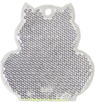 M117900 Reflector, cat - White - one size